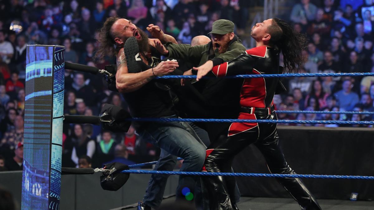 SmackDown 2/28/2020