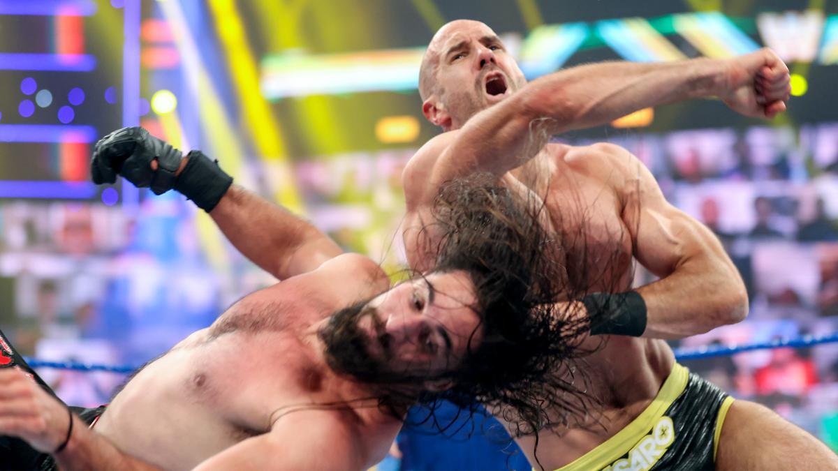 SmackDown 5/7/2021